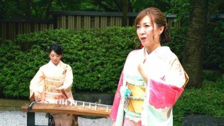 Песня Абая впервые прозвучала на японском языке