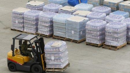 Как распределили гуманитарную помощь для Казахстана