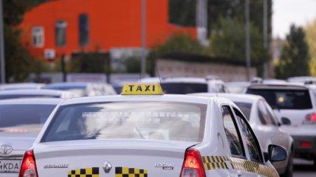 Такси будут проверять на постах транспортного контроля в Казахстане