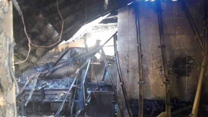 На базе отдыха Stigl в Актау сгорел ресторан