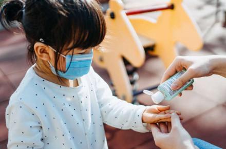 Цой изменил приказ: детям разрешили не носить маски
