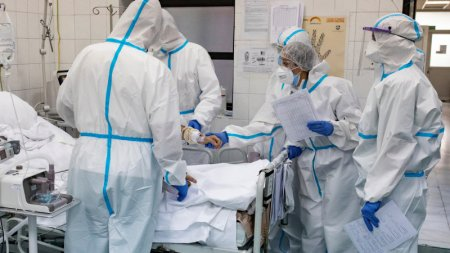 50 человек умерло за сутки от коронавируса и пневмонии в Казахстане