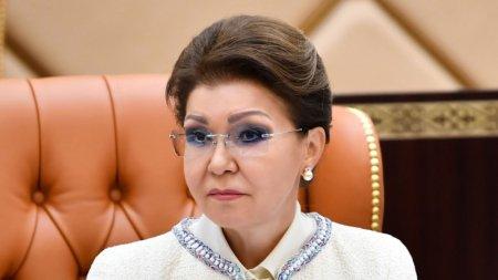 Дарига Назарбаева высказалась о смерти сына