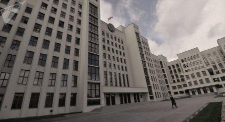 Правительство Беларуси ушло в отставку