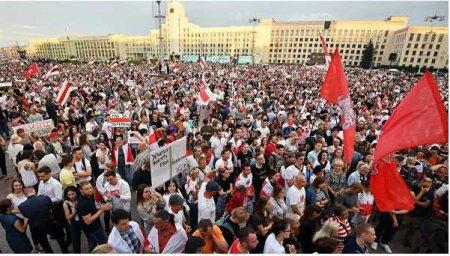 Лукашенко утвердил состав нового правительства, оппозиция выдвинула требования