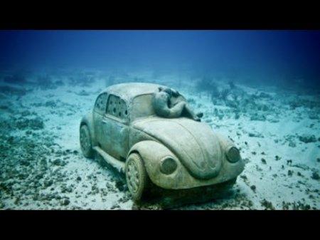 Подводный поиск с металлоискателем в Актау! Смотрим, что удалось найти ВИДЕО