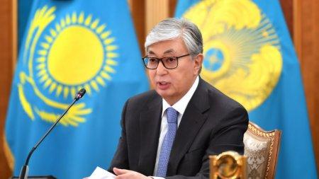 Послание Президента Касым-Жомарта Токаева. Live