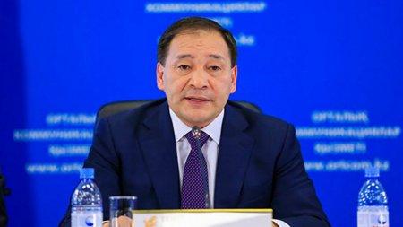 О введении нового карантина высказался Тугжанов