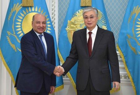 Токаев назначил себе нового советника