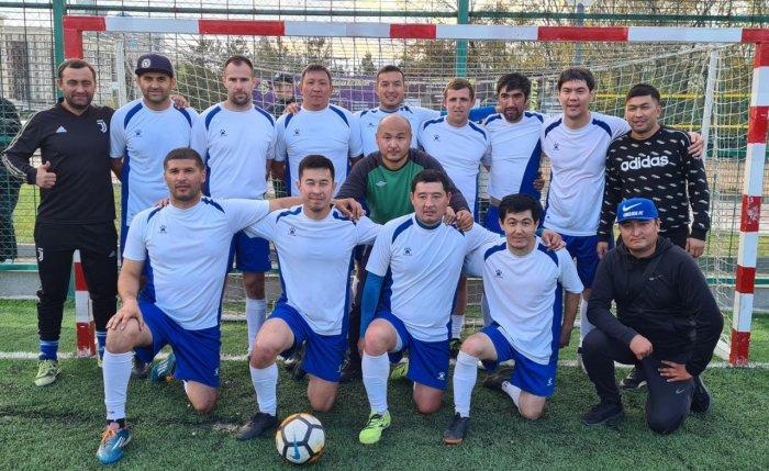 Актауская команда «ККМ» одержала победу в чемпионате Казахстана