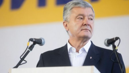 Порошенко назвал Зеленского самым дорогим президентом Украины