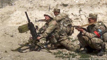 Турция готова поддержать Азербайджан в боях за Карабах