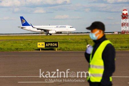 Цой предлагает остановить возобновление международного авиасообщения