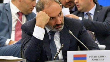 Армения допустила использование военной базы России
