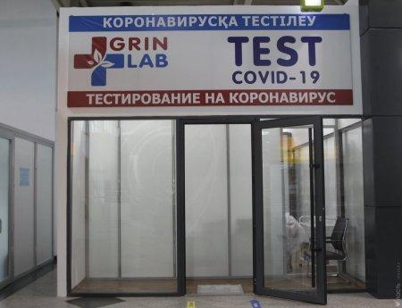 Прилетевшие из Египта казахстанцы сбежали из пункта сдачи ПЦР-тестов
