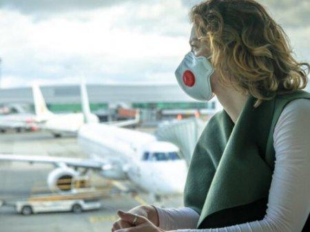 Коронавирус выявили у 34 пассажиров, прилетевших в Казахстан из-за границы