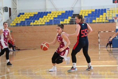 Баскетболистки «Каспия» прошли во второй тур чемпионата Казахстана