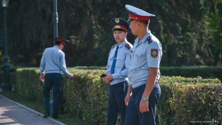 Участковым могут расширить полномочия в Казахстане