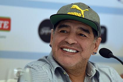 Раскрыта причина смерти Диего Марадоны