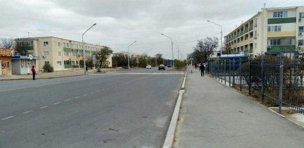 Акимат Актау: Средства на перенос остановки в 1 микрорайоне не были предусмотрены