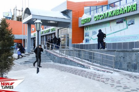 Начальников ЦОНов лишили отдельных туалетов после проверки Мусина