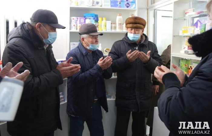 В селе Боранкул открылась новая аптека