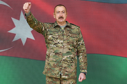 Алиев призвал Францию отдать Марсель армянам