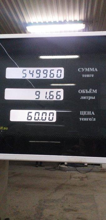 Жители Актау пожаловались на повышение цены на сжиженный газ