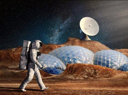 Когда отправит первую группу людей на Марс, рассказал Маск