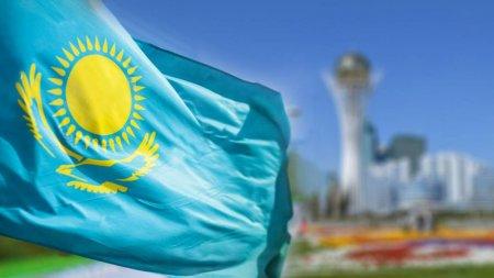 Как нельзя использовать флаг Казахстана