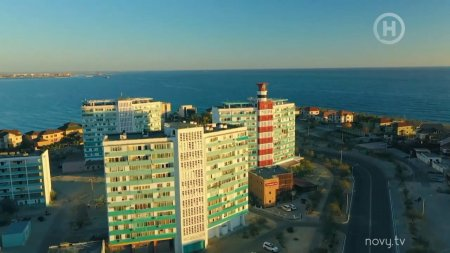 Чудеса Мангистау: Новый выпуск «Орёл и решка» вышел на украинском телевидении