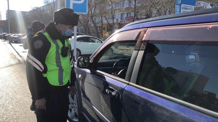 Водителей Мангистау просят быть предельно внимательными на дорогах