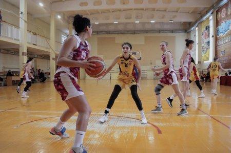 Баскетболистки «Каспия» взяли «золото» во втором туре  чемпионата Казахстана