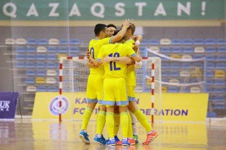 Сборная Казахстана номинирована на звание лучшей сборной мира