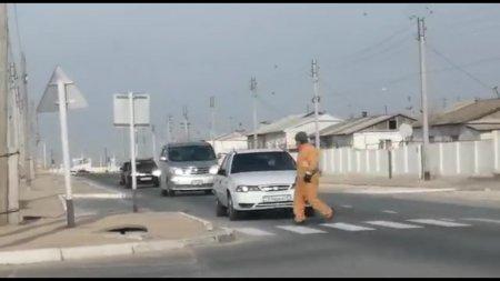 Пешеход ВИДЕО