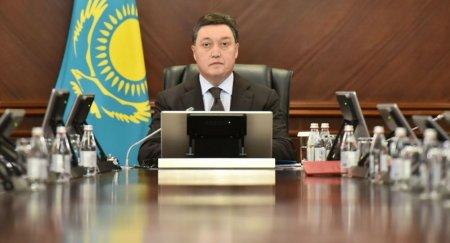 Мамин вновь назначен премьер-министром Казахстана