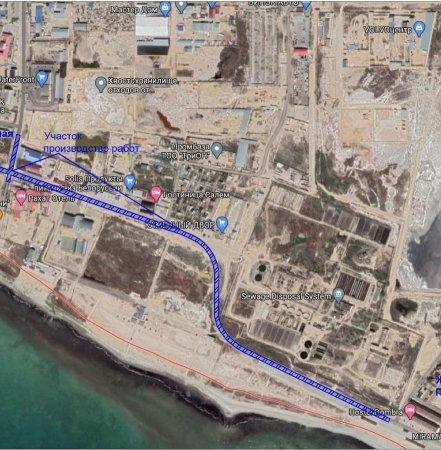 Дорогу в Актау планируют перекрыть на два месяца