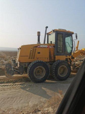 В урочище Бозжыра ведутся масштабные строительные работы