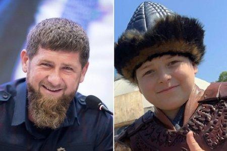 13-летний сын Рамзана Кадырова получил первую президентскую должность