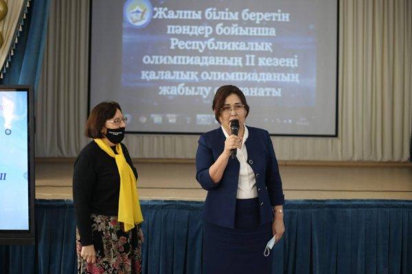 Школьники из Актау выиграли на олимпиаде гранты на обучение в Казахстанско-Британском техническом университете