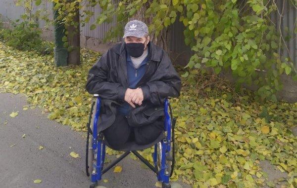 Бездомный инвалид в Актау выжил благодаря неравнодушным людям