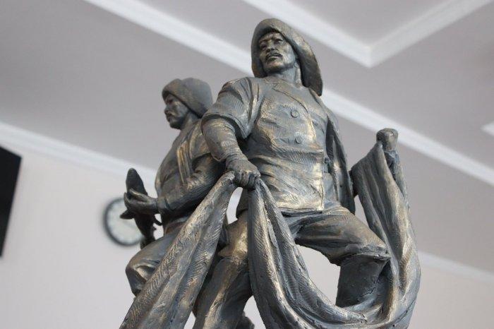 Памятник рыбакам планируют установить в селе Аташ