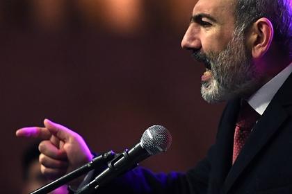 Пашинян назвал официальное число погибших в Карабахе