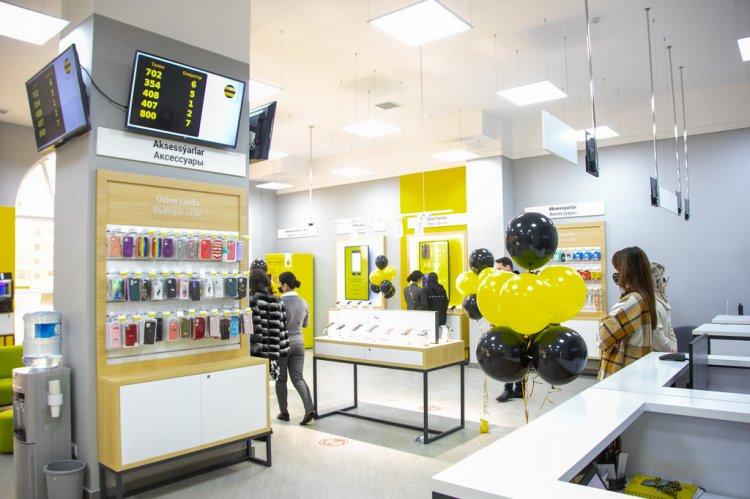 В Актау открылся новый Digital-офис компании Beeline