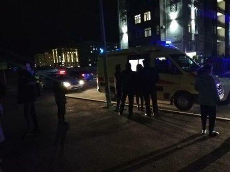Пешеход попал под колёса «легковушки» в Актау