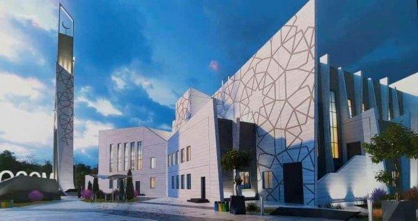 Новую мечеть возведут в Актау