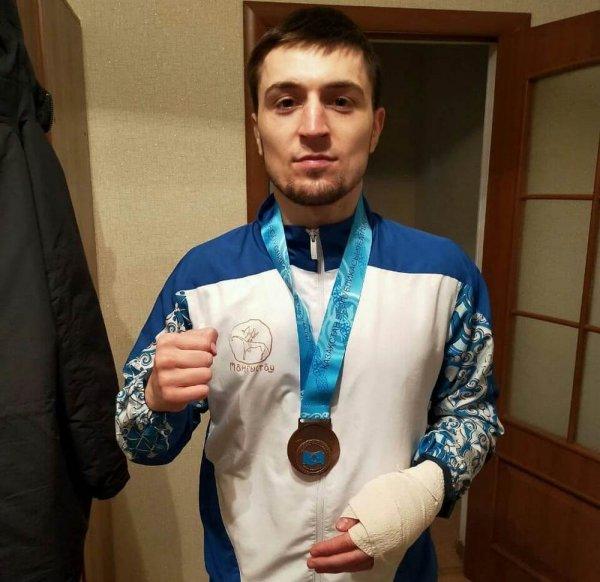 Бойцы из Актау стали призёрами чемпионата страны