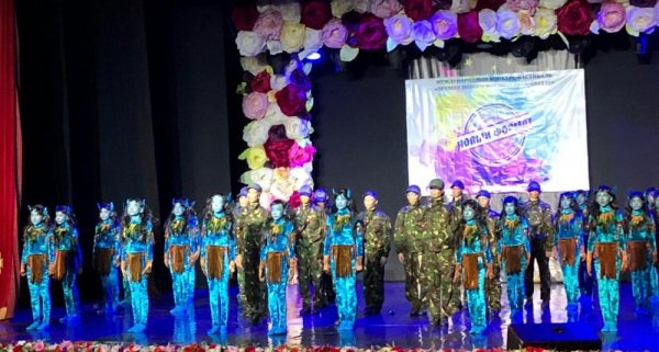 Конкурс-фестиваль для юных танцоров прошёл в Актау