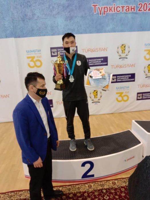 Мангистауские боксёры завоевали две медали на международном турнире в Туркестане