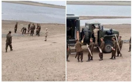 Ограждения убрали в Атырауской области на границе с Россией